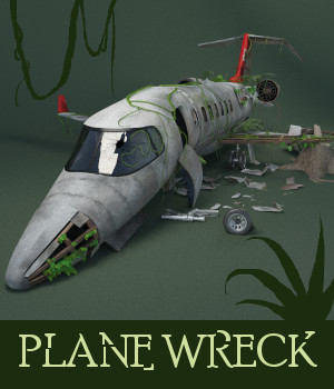 Plane Wreck by TruForm