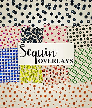 Sequin Overlays 2D Graphics Merchant Resources Atenais