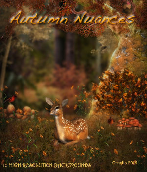 Autumn Nuances 2D Graphics ornylia
