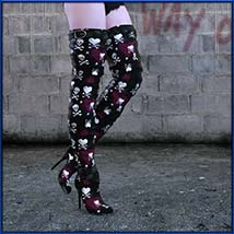 Jinx Boots for G3 image 2