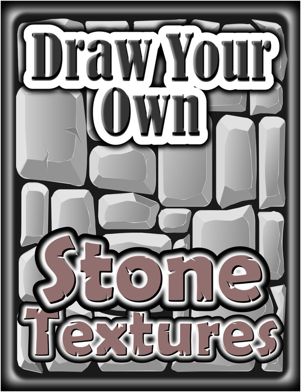 Draw Your Own -  STONE Textures