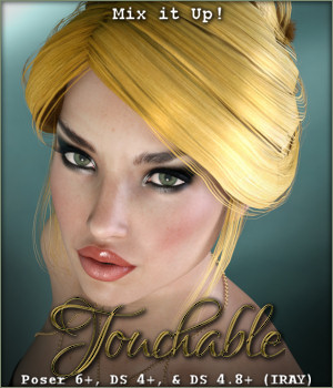 Touchable Hr-172 by -Wolfie-