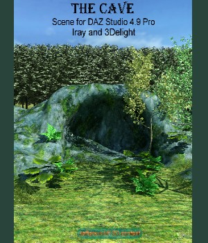 The Cave DAZ 3D Models JeffersonAF