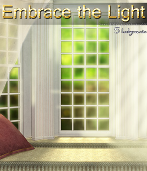 Embrace the Light - 2D backgrounds 2D Graphics bonbonka
