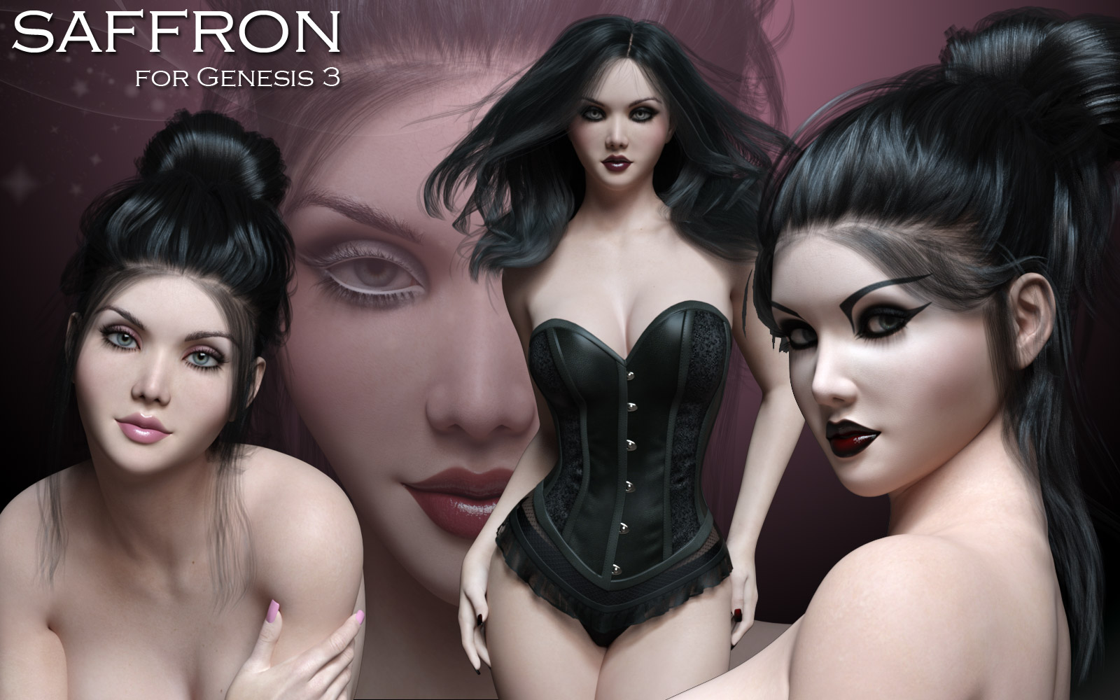 Saffron for Genesis 3