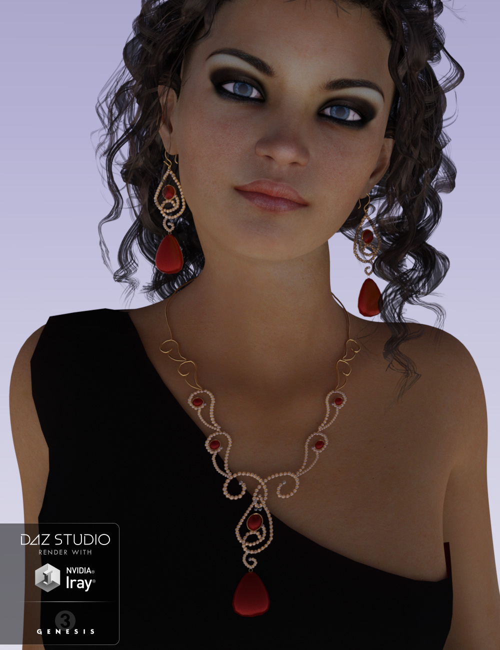 Zosia Jewels for G3F