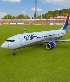 Boeing 737-800 (3ds/ obj) - Extended LicenseGaming - Digimation_ModelBank