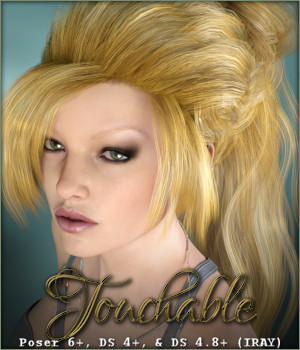 Touchable Fay by -Wolfie-