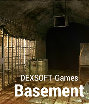 Basement Construction Set 3D Models Game Content - Games and Apps Extended Licenses dexsoft-games
