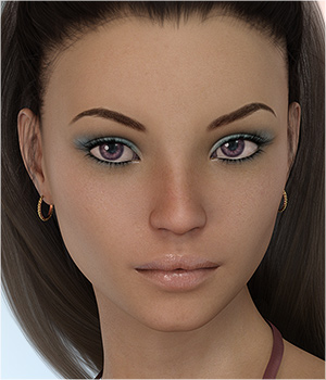 FWSA Angel for Victoria 7 and Genesis 3 3D Figure Assets Sabby