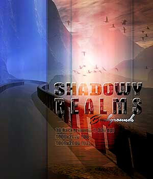 SHADOWY REALMS 2D Graphics RajRaja