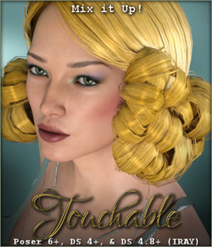 Touchable Hr-173 by -Wolfie-