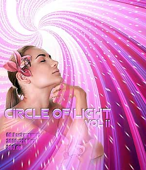 CIRCLE OF LIGHT VOL II 2D RajRaja