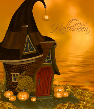 DA-Halloween 2016 2D Graphics DarkAngelGrafics