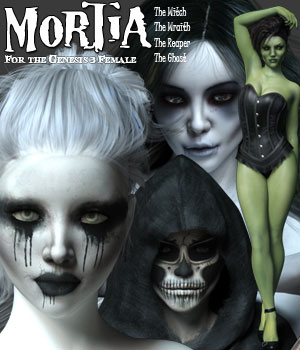 Mortia for Genesis 3