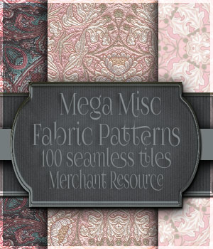 MR- Mega Misc Fabric 7 by antje