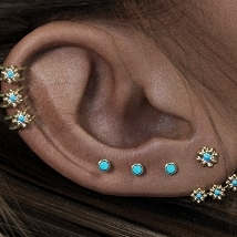 Simplicity Studs for G3F image 6