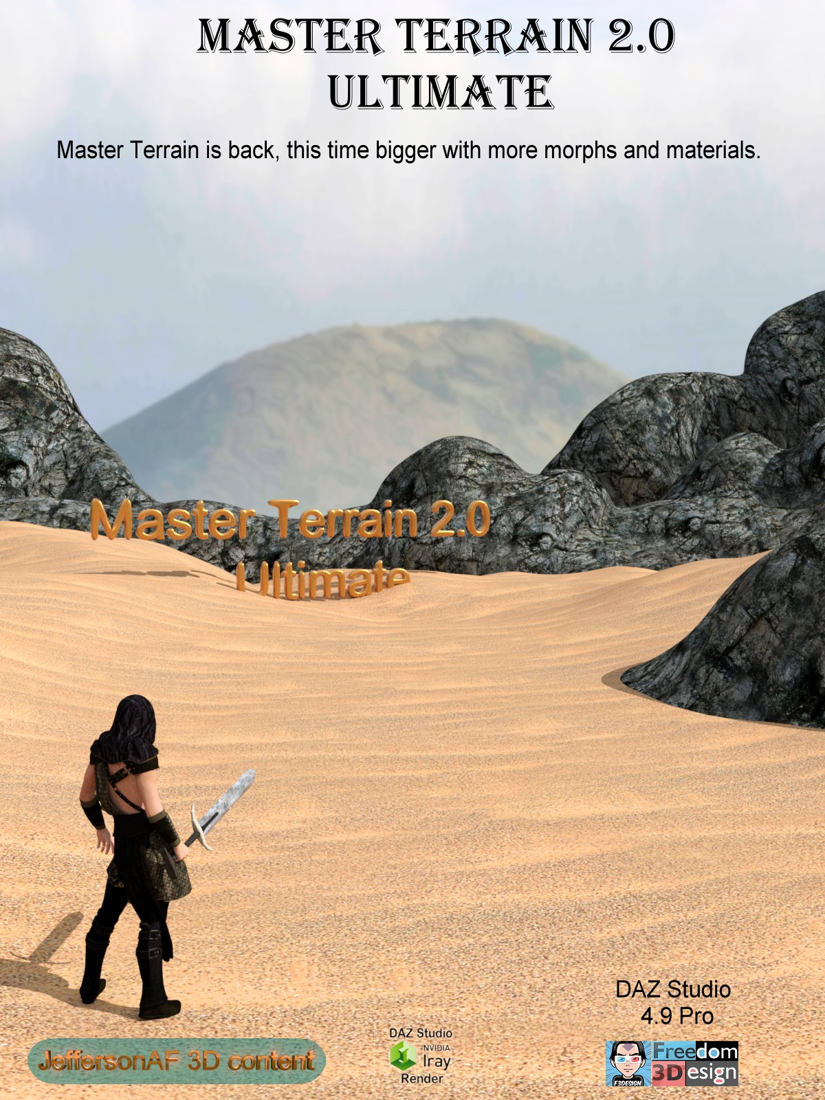 Master Terrain 2 Ultimate