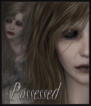 SV7 Possessed 3D Figure Assets Seven