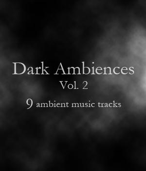 Dark Ambiences Vol. 2 Music  : Soundtracks : FX gmm2