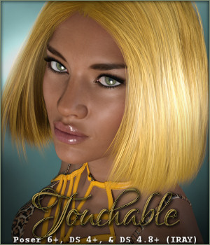 Touchable Bibi by -Wolfie-