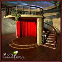 Biscuits Moon Decay Room image 1