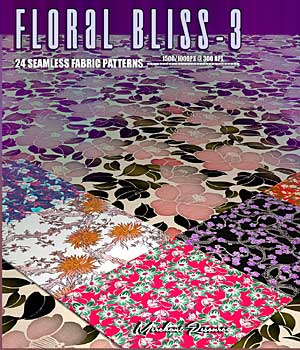 FLORAL BLISS -3 2D Graphics RajRaja
