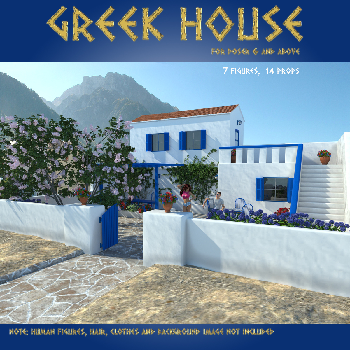 AJ Greek House
