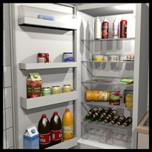 Everyday items, Refrigerator - Extended License image 1