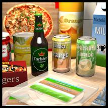 Everyday items, Refrigerator - Extended License image 3