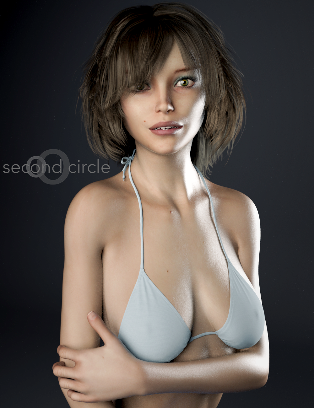 Jessica for Genesis 3 Female by secondcircle