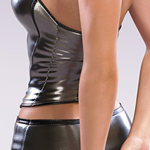 Leather Cami Set for Genesis 3 Females and Nata3 image 6
