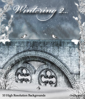 Wintering2... 2D Graphics ornylia