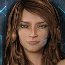 Exnem Arianne Character for G3 Female image 1