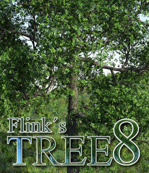 Flinks Tree 8 3D Models Flink