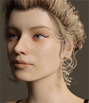 May for Genesis 3 Female(s)  3D Figure Essentials Toyen
