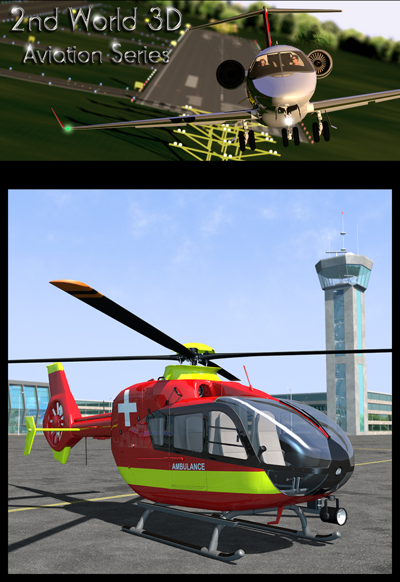 Aerocopter EC135 - Extended License