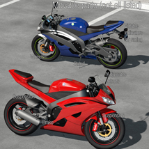 Racing Motorcycle R6 - Extended License image 2