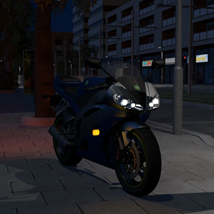 Racing Motorcycle R6 - Extended License image 4