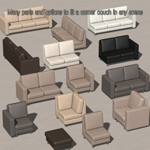 Everyday items, Furniture collection 1 - Extended License image 3
