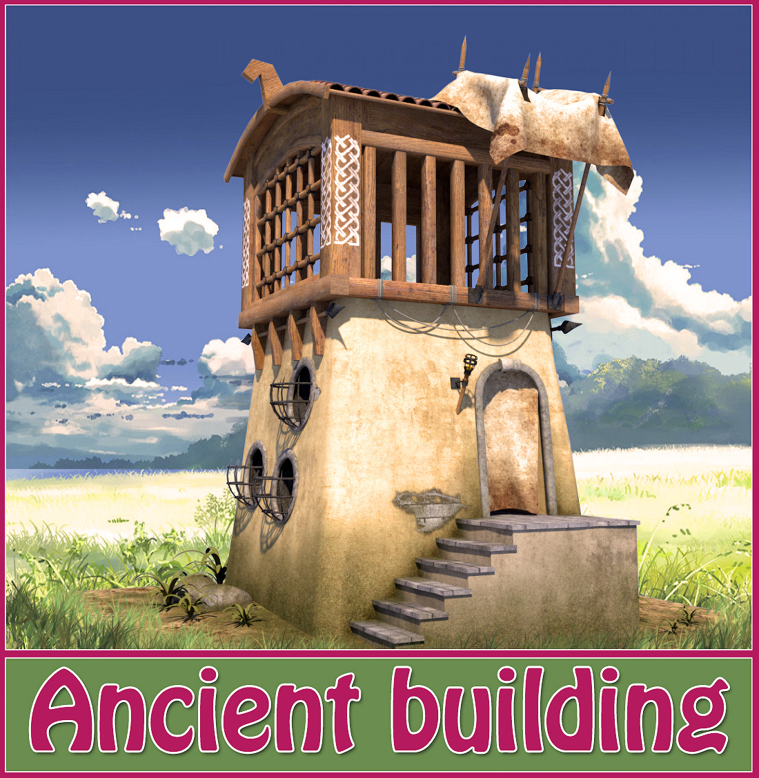 Ancient building