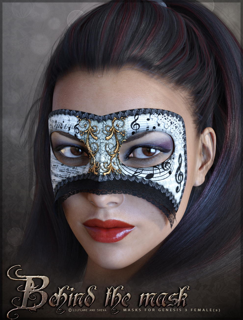 Behind the Mask Genesis 3 Females