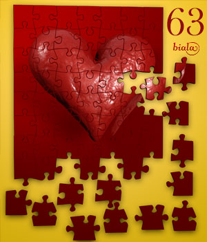 Puzzle Set One Click Photo Change 3D Models biala