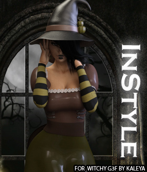 InStyle - Witchy G3F