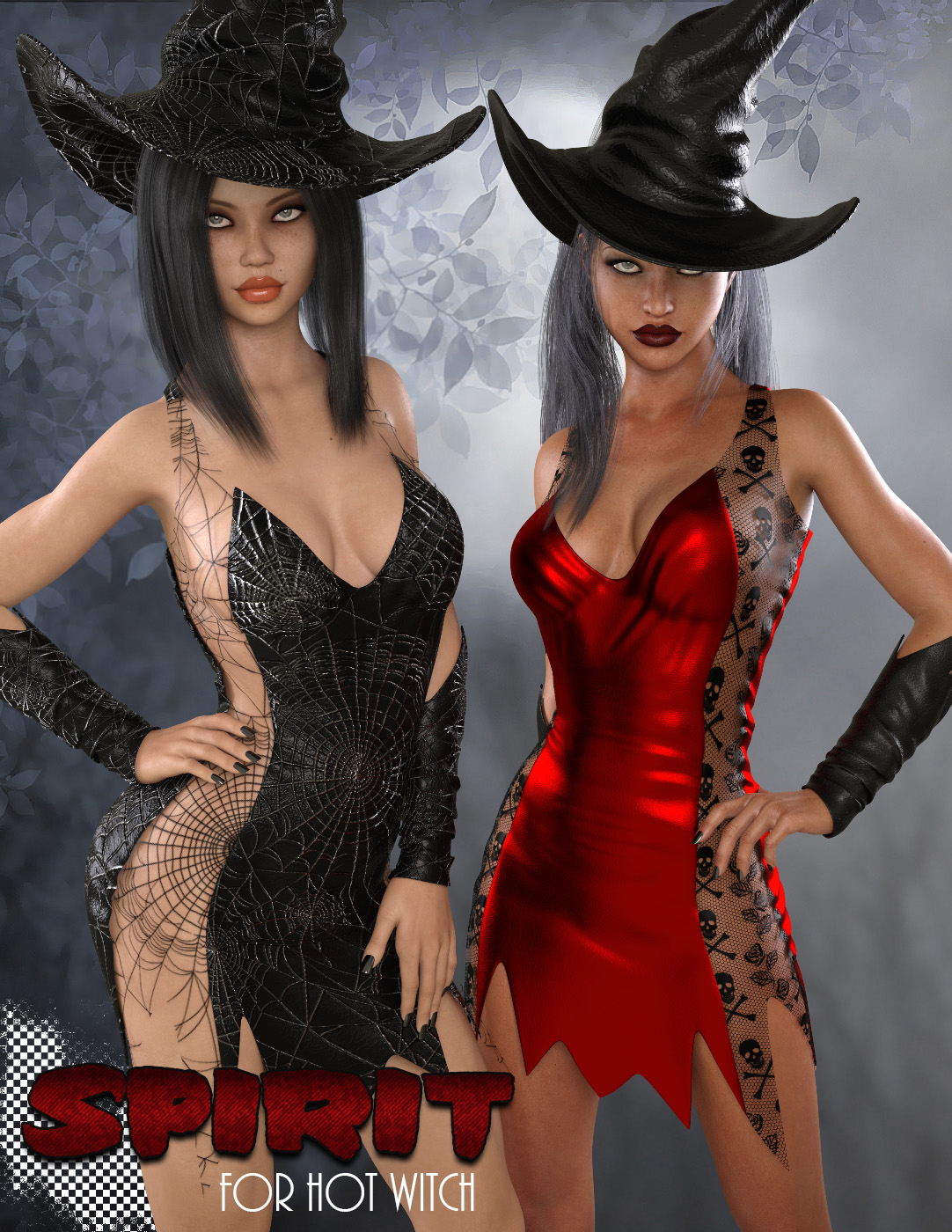 Spirit For Hot Witch