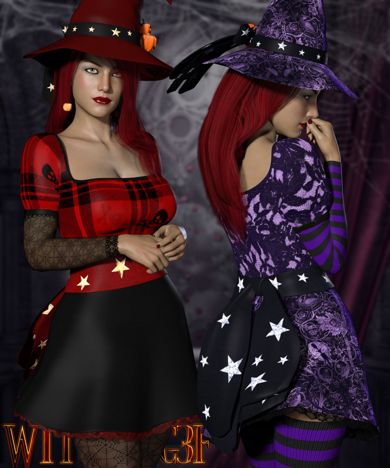 Witchy G3F
