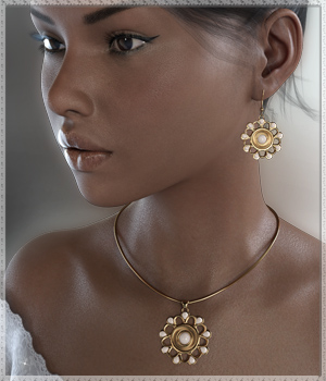 GDN Treasures for Genesis 3 Female