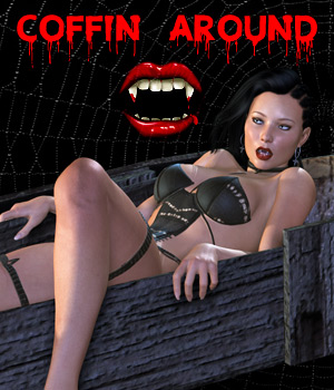Coffin Around by Darkworld
