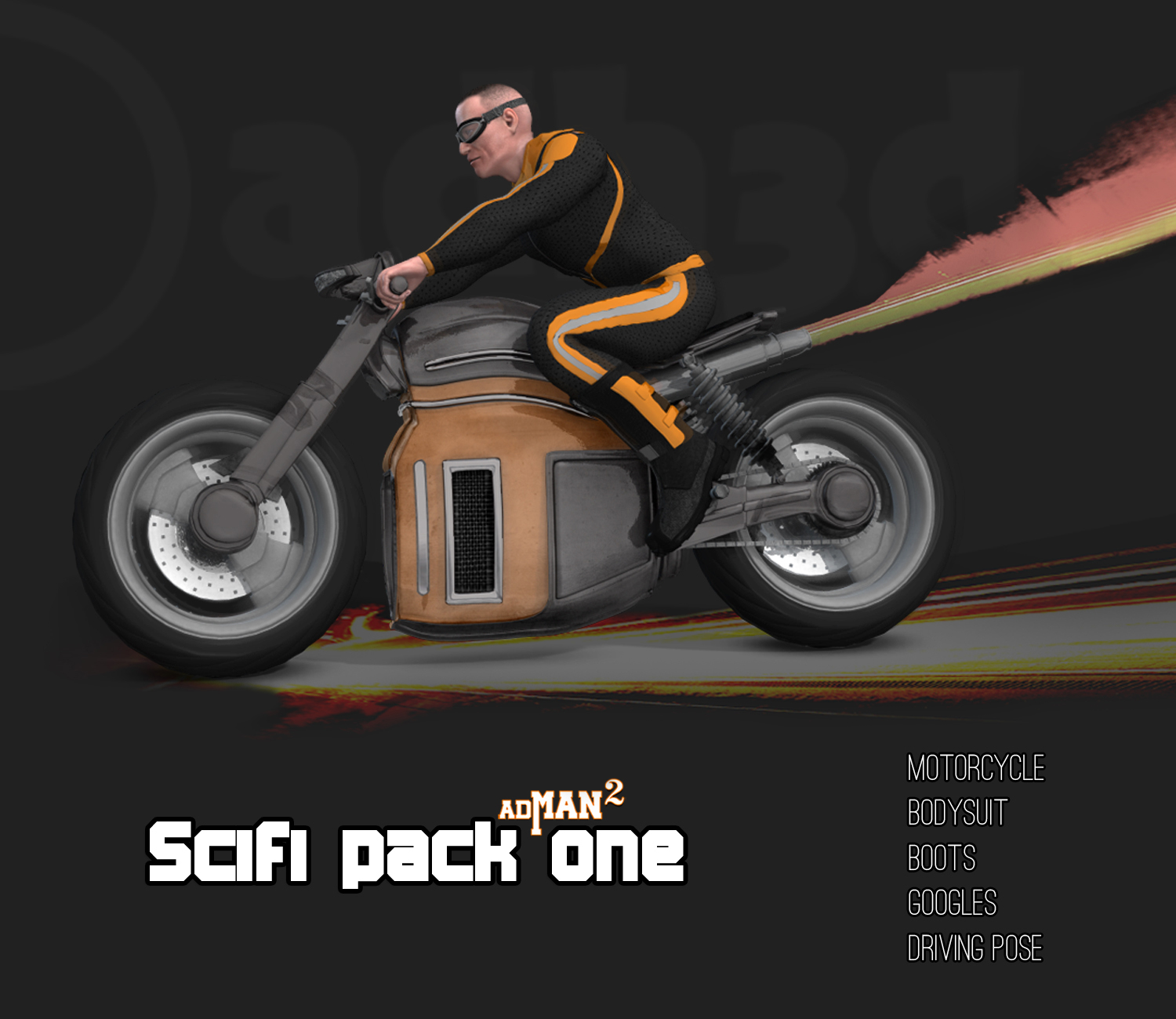 scifi pack one