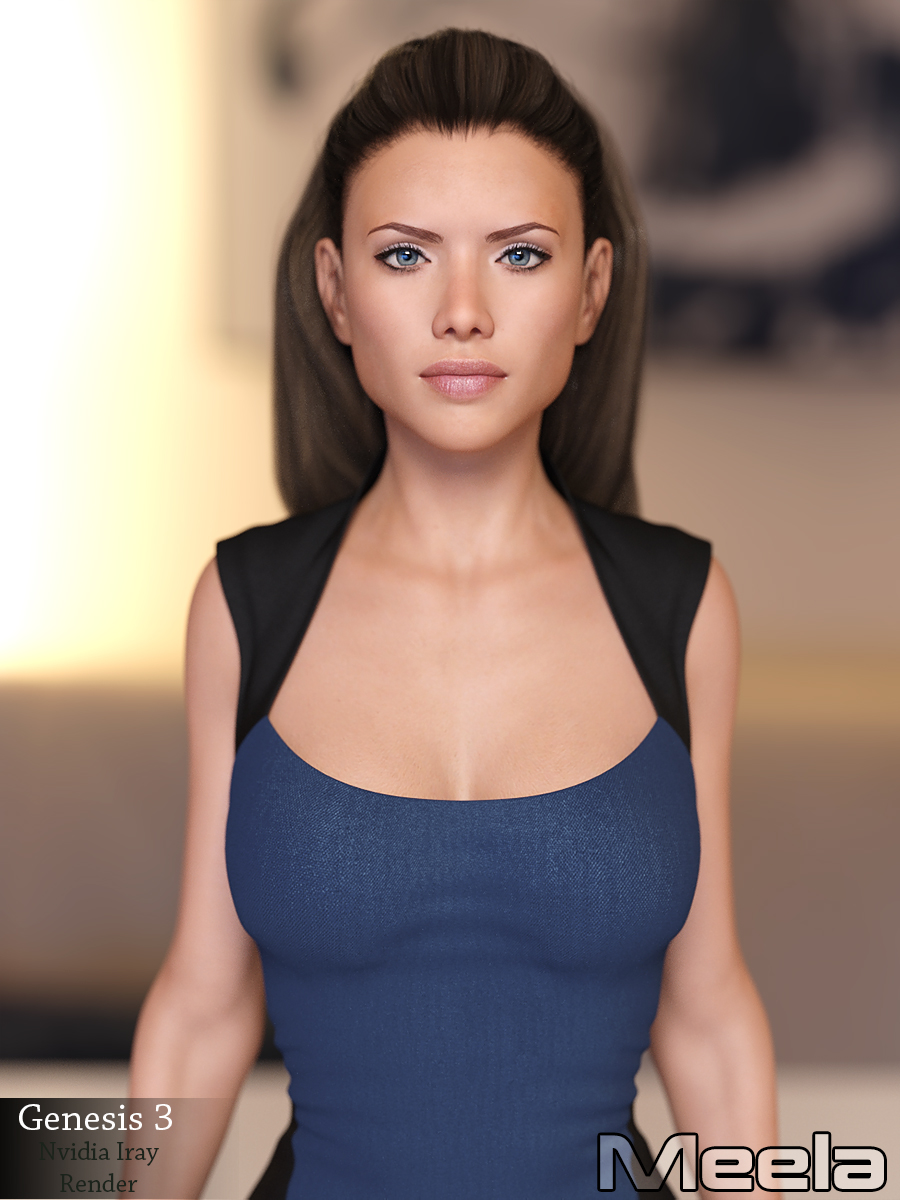 Meela for Genesis 3 Female(s)